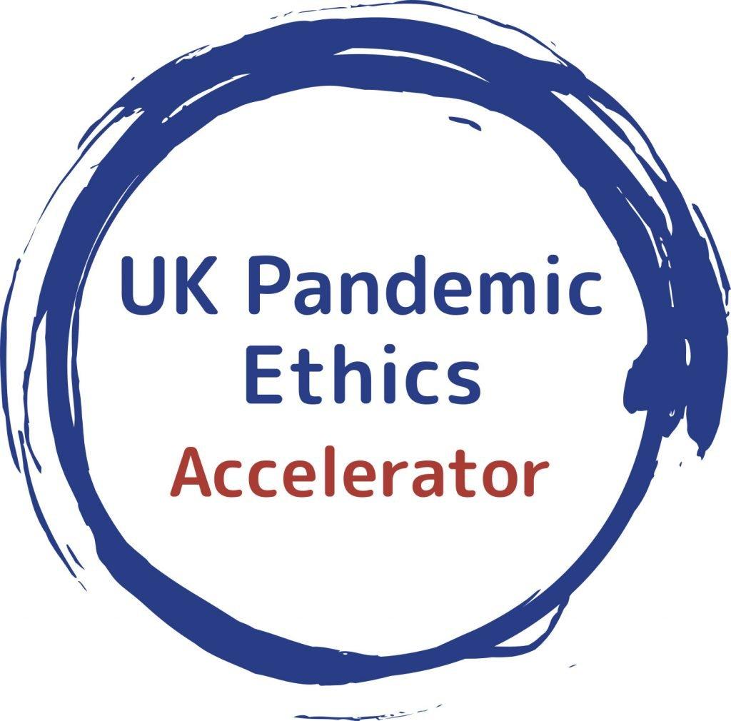 UK Pandemic Ethics Acclerator logo