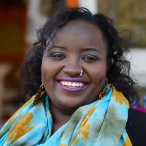 Photo of Beth Wangarĩ Kamunge